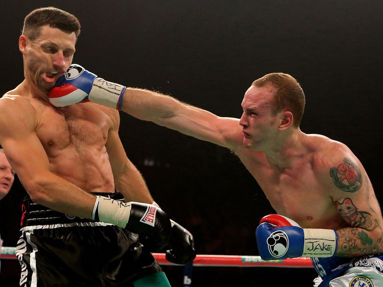 Froch v Groves II: It could happen