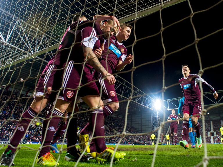 Hearts: Can return to the League Cup final