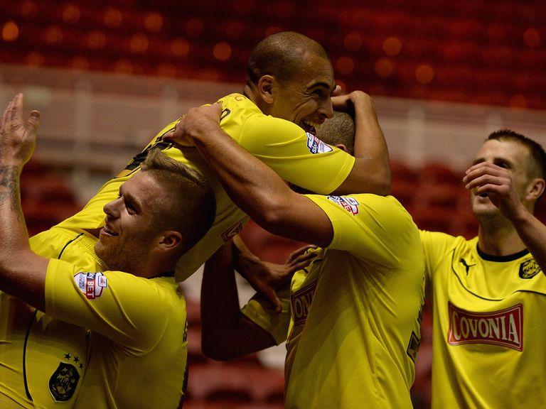 Huddersfield: Should see off Charlton at home