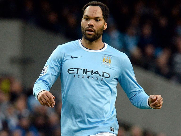 Joleon Lescott: Staying at City for the time being