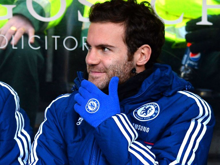Juan Mata: Set for Manchester United move