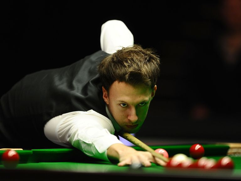 Judd Trump: Nearing top form in Newport
