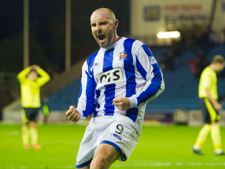 Kris Boyd could help inspire Kilmanock to a vital win