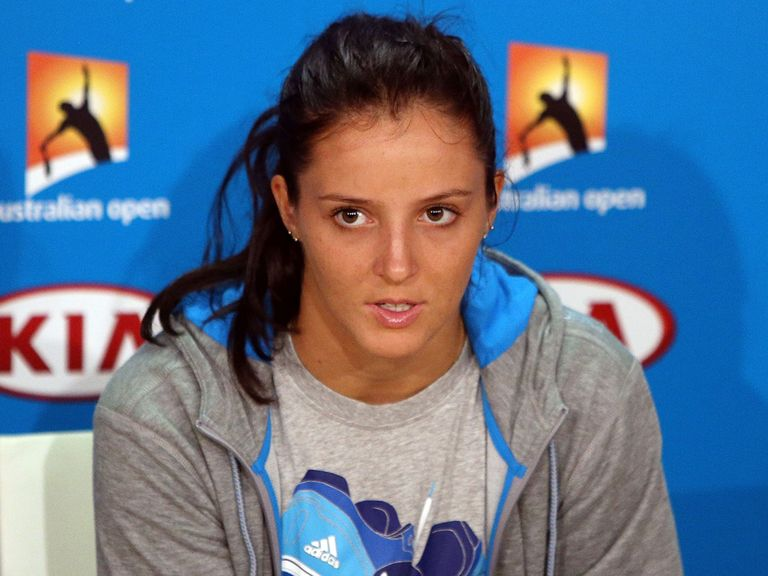 Laura Robson: Sharing a coach isn't the way forward, says Croft