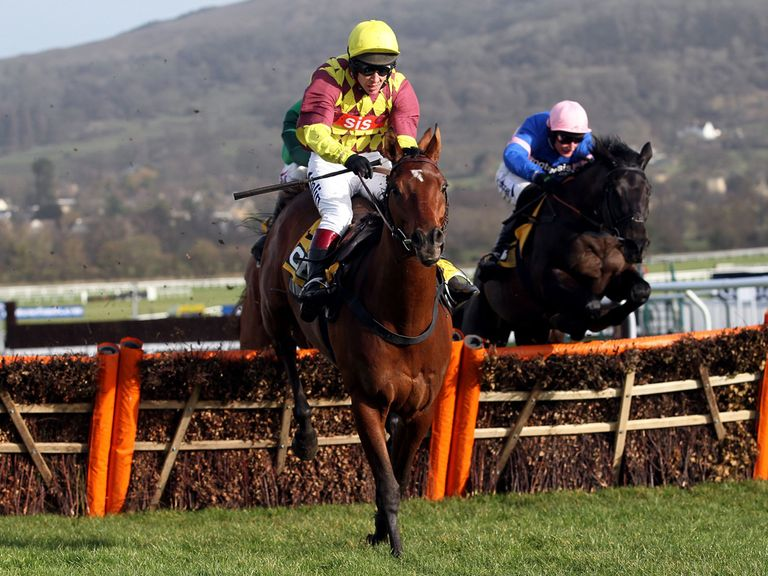 Le Rocher: JCB Triumph Hurdle hopeful