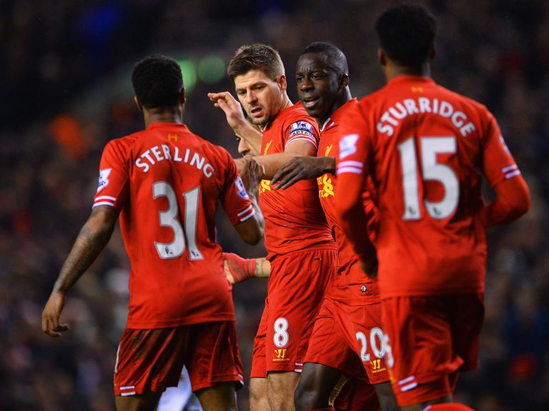 Liverpool battled back for a 2-2 draw with Aston Villa.