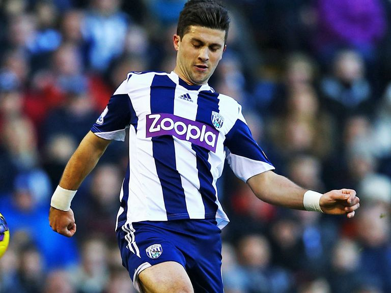 Shane Long: Says there is no need for West Brom to buy