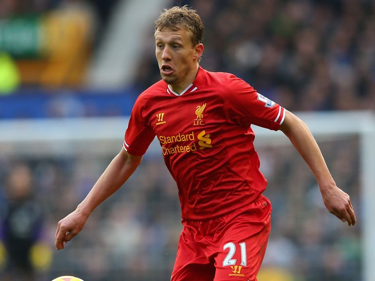 Lucas: Set for a spell on the sidelines