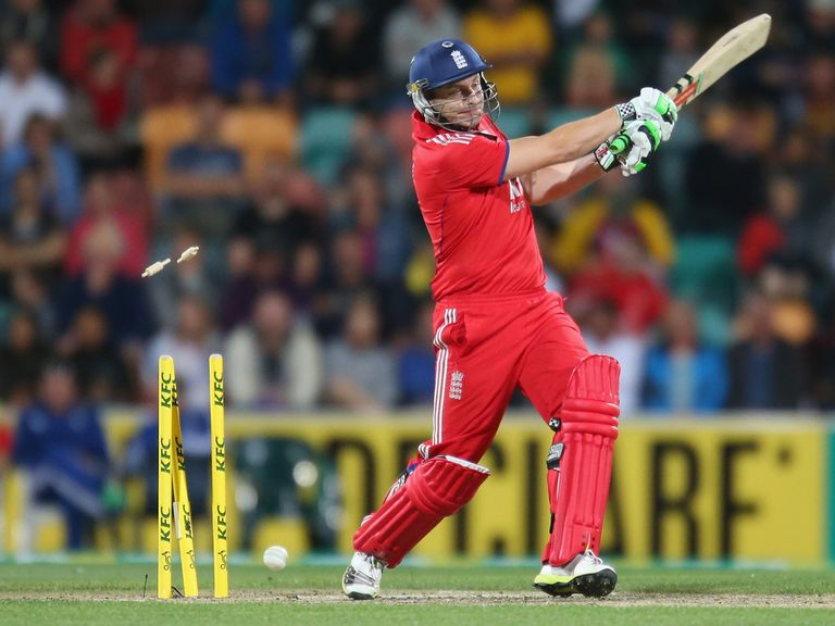 Luke Wright: Desperate for ODI role