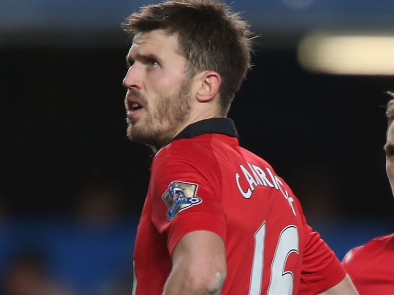 Michael Carrick: Claims there is nowhere to hide from Manchester United's troubles