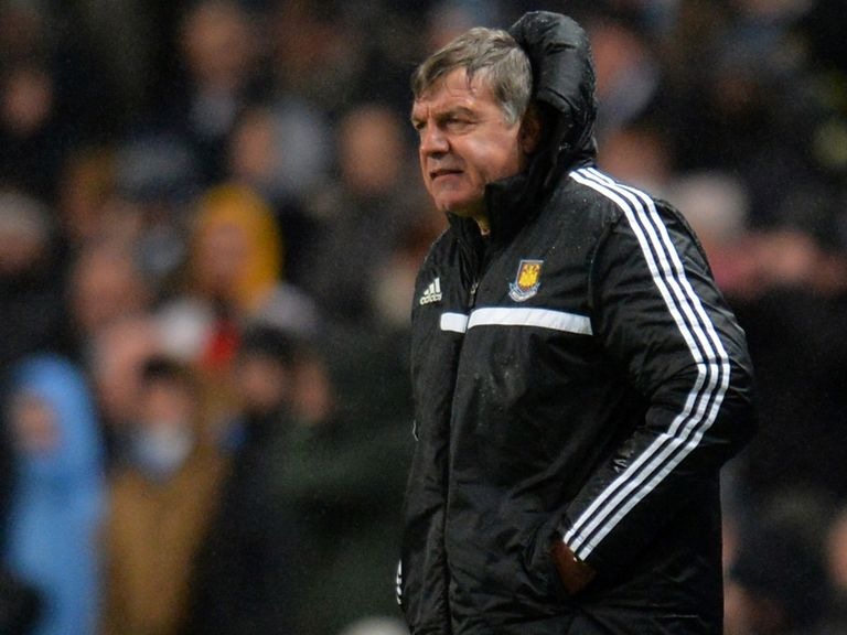 Sam Allardyce: 7/2 to be out of a job by Saturday afternoon