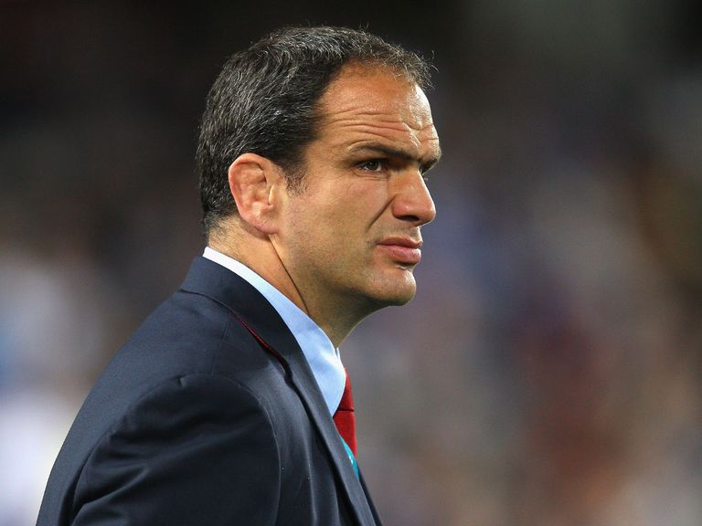 Martin Johnson: Will be passing on his expertise at SportFest 2014