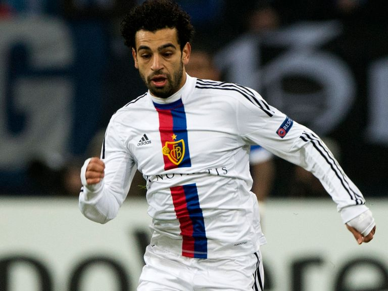 Mohamed Salah: Set for Chelsea move