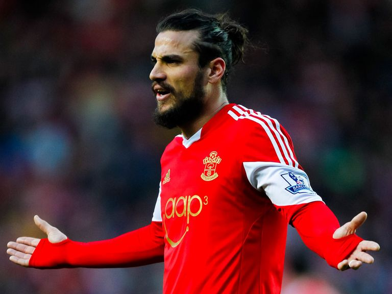 Dani Osvaldo: Handed a three-match ban
