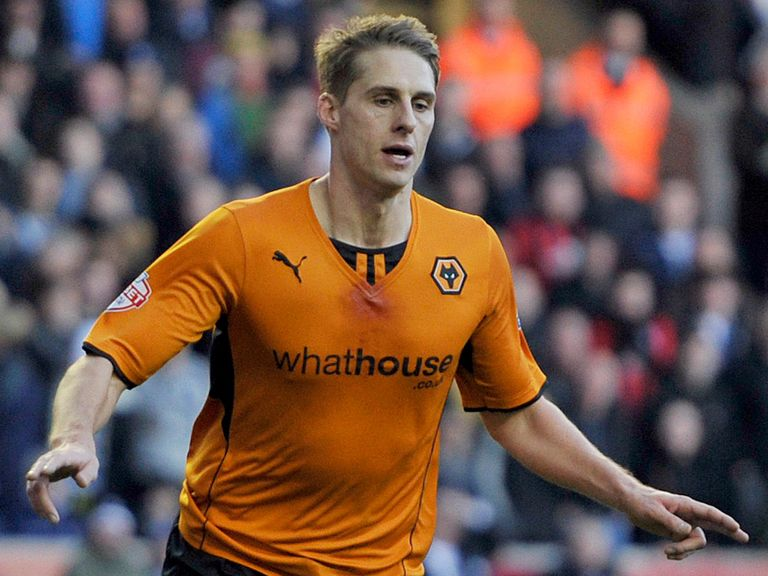 Dave Edwards: On target in Wolves' win