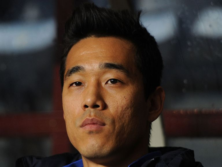 Park Chu-Young: Has left Arsenal for a loan at Watford