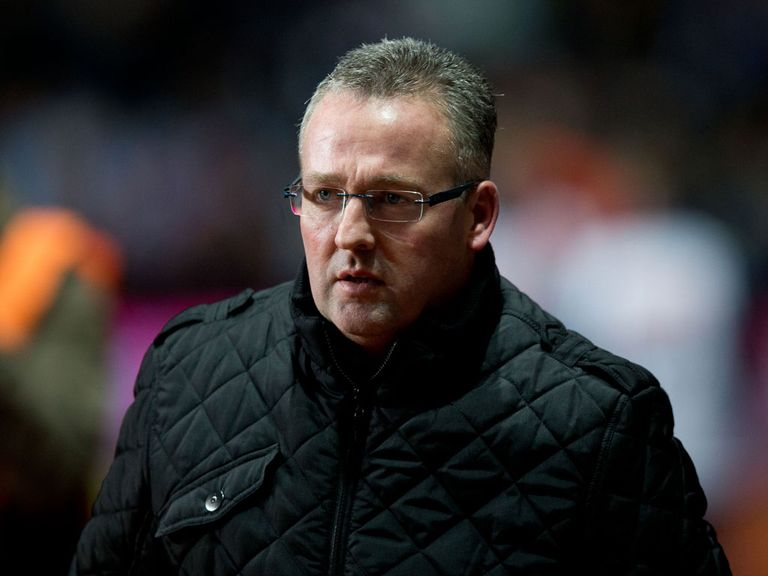 Paul Lambert: Expects a new contract to 'take care of itself'