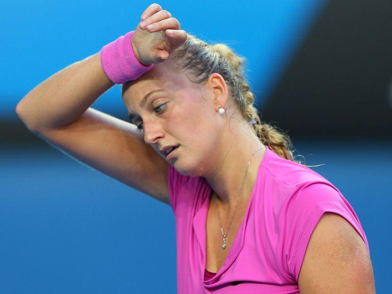 Yang tersisa Dari Australian Open 2014 Petra-Kvitova-Australian-Open-2014-day-1-exit_3065853