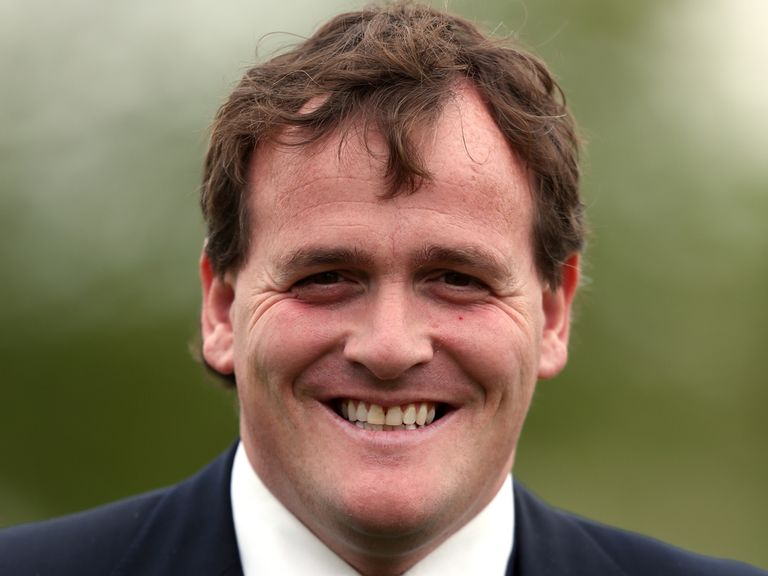 Richard Hannon trains Kool Kompany