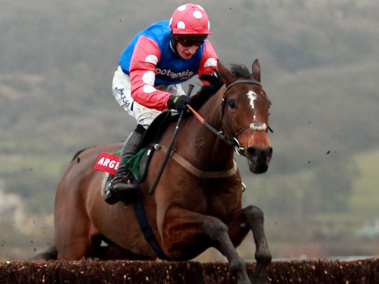 Rocky Creek: Alex's fancy to win the Crabbie's Grand National