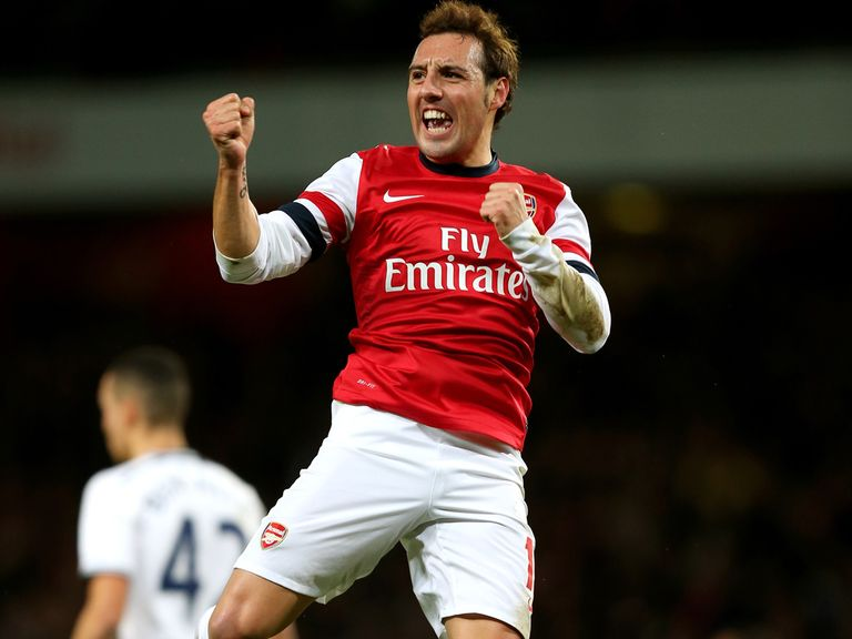 Santi Cazorla: In good form ahead of Arsenal's trip to Villa