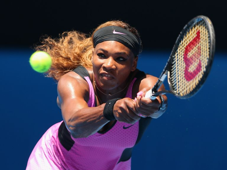 Serena Williams' USA team will play France in April