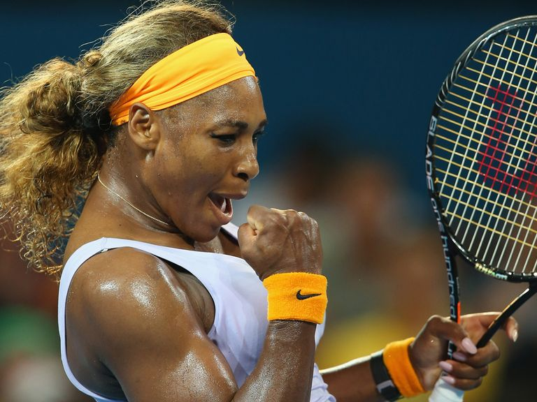 Serena Williams: Made to fight hard for victory