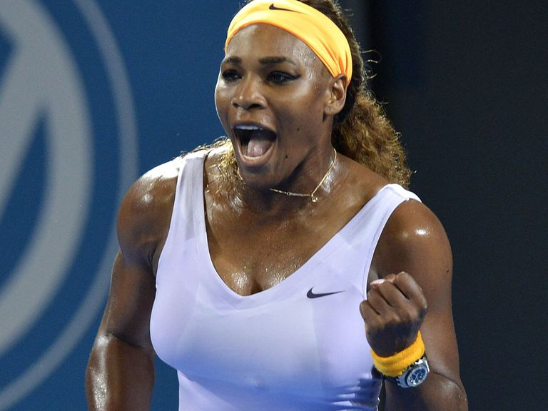 Serena Williams: Worthy favourite, according to Wade