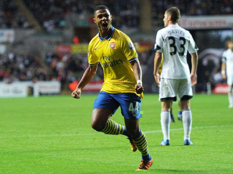 Serge Gnabry: Has already demonstrated his scoring prowess