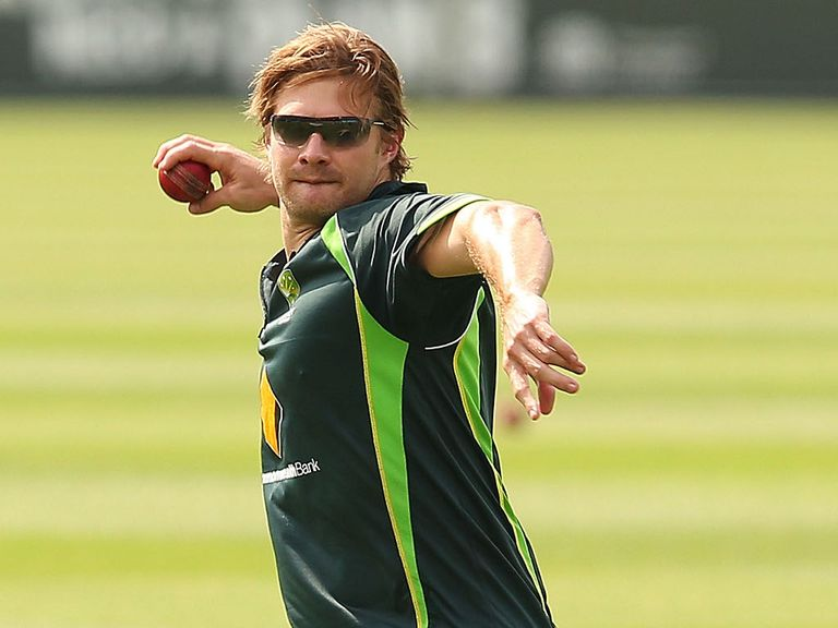 Shane Watson: Given a three-game break