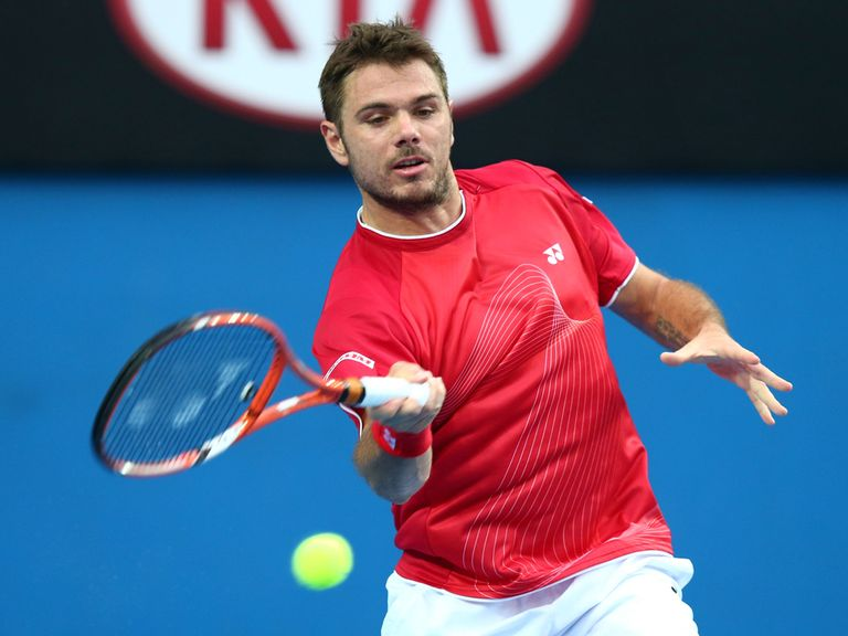 Wawrinka: Pushed Djokovic to the limit twice last year in Slams