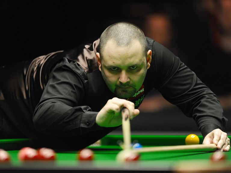 Stephen Maguire: Struggling to find consistency