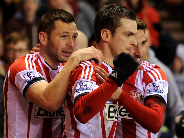 Adam Johnson: Has been in superb form for Sunderland