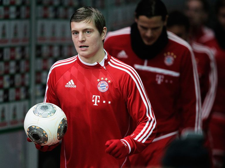 Kroos: Bayern Munich keen for midfielder to sign a new deal