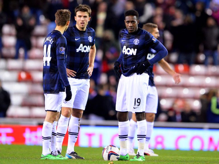 Manchester United: Looking to avoid unwanted record