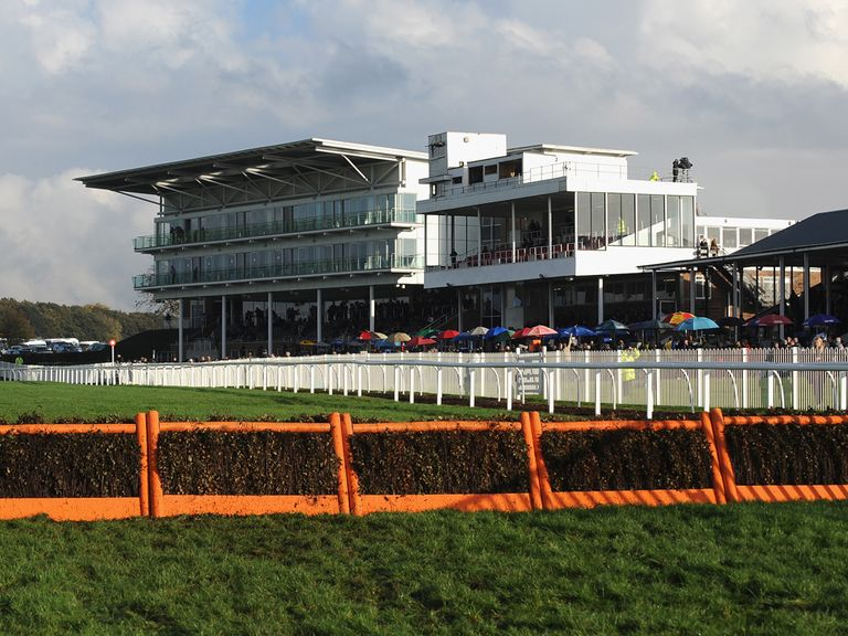 Wetherby: The hurdles will be missing in April