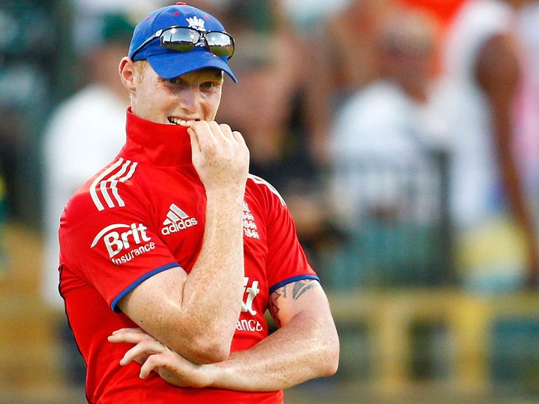 Ben Stokes: Ruled out of the World Twenty20