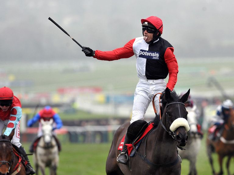 Big Buck's: Watch him return at Cheltenham for just £12.50