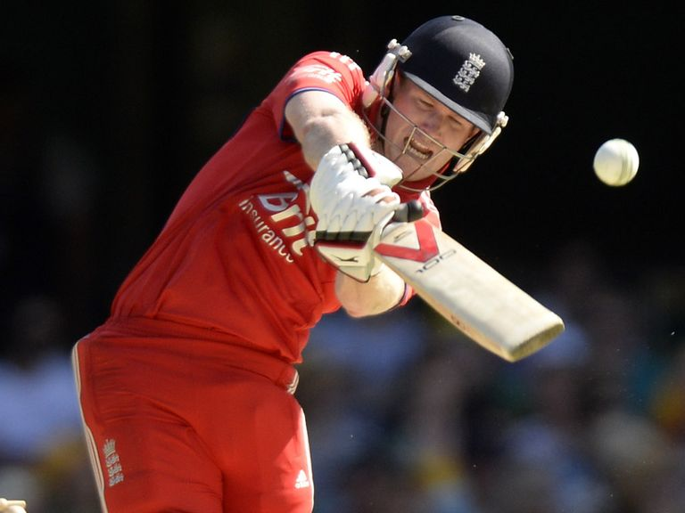 Eoin Morgan: Wants to be a Test regular