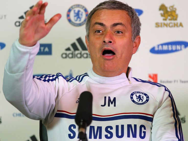 Jose Mourinho: Says he has the job he always wanted