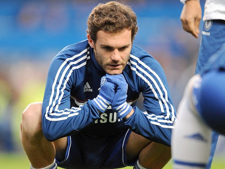 Mata: Appears to be close to signing for Man United