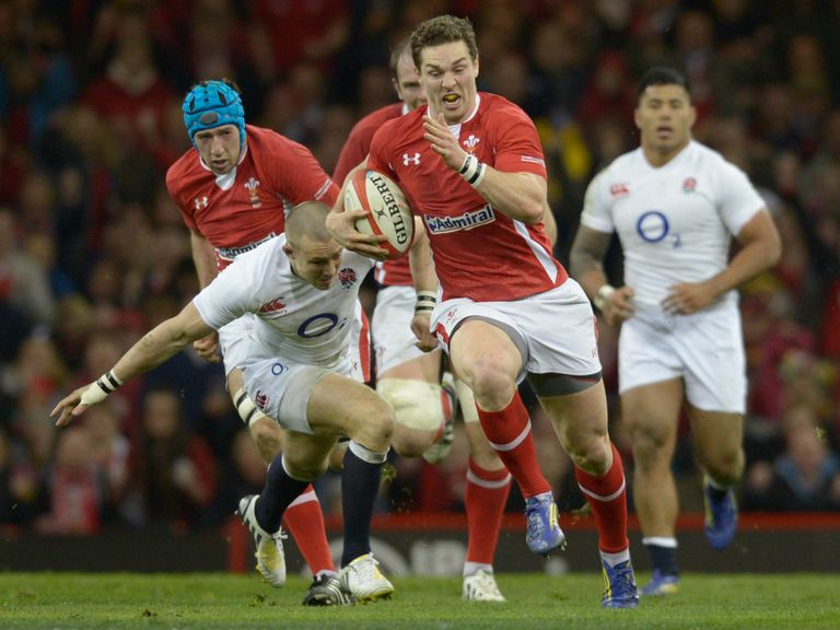 George North: Wales' foremost attacking threat