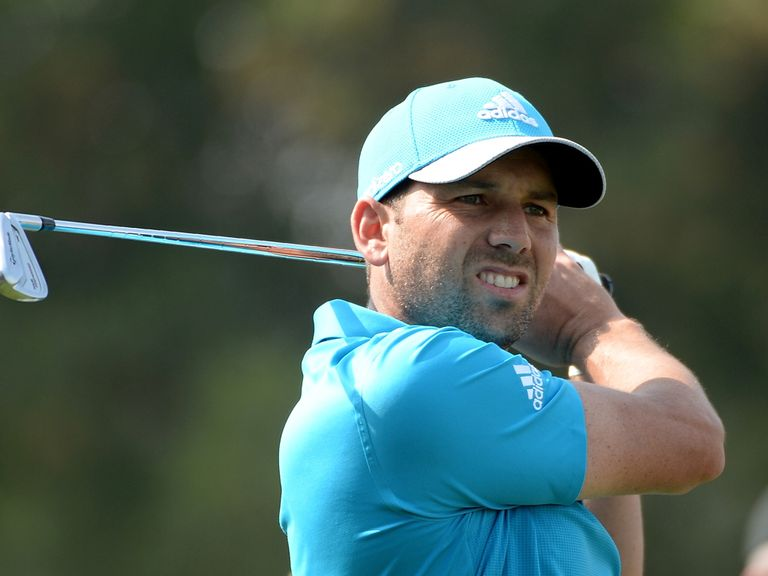 Sergio Garcia: Spaniard prevailed in play-off with Mikko Ilonen