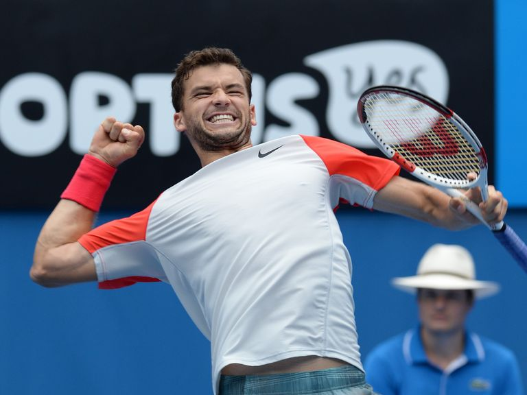 Grigor Dimitrov: Tipped to topple the favourites in Rotterdam