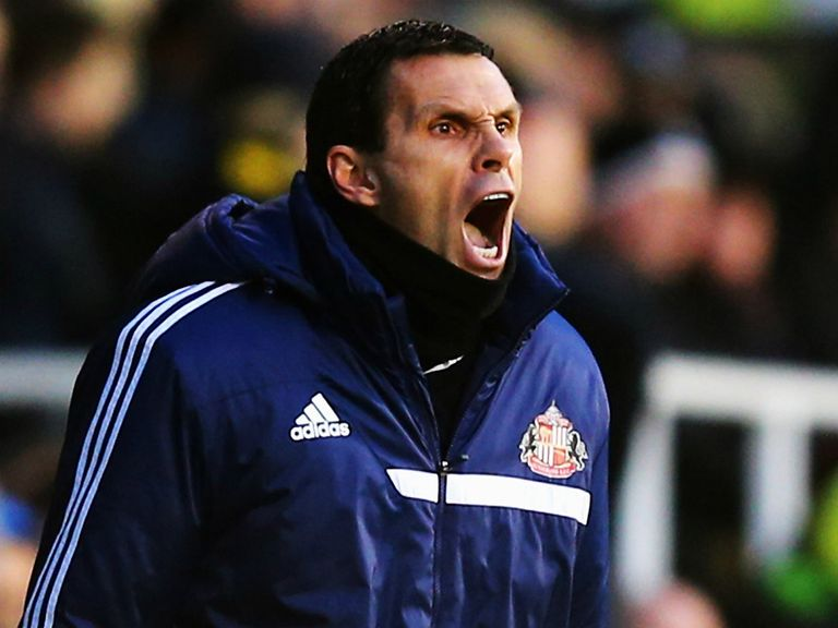 Poyet: Aiming for a Wembley final