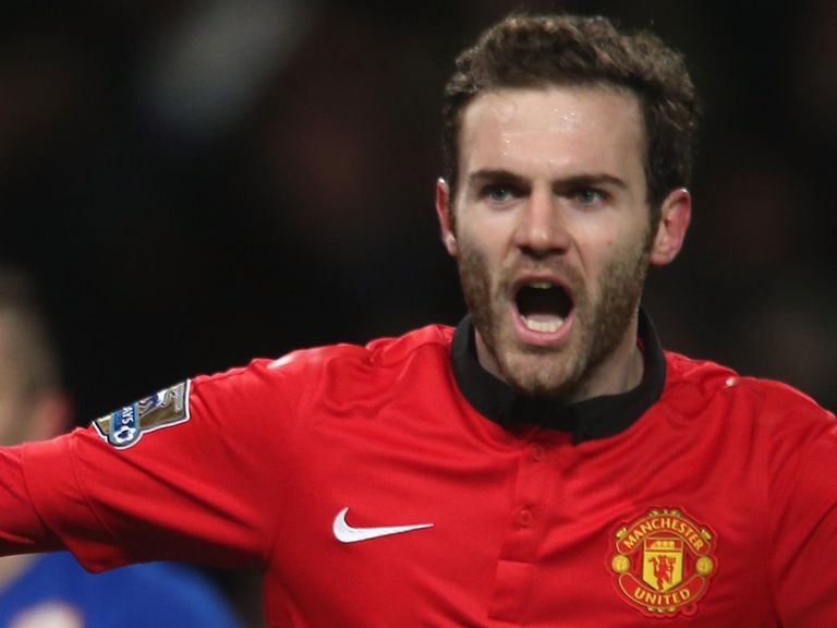 Juan Mata: Ready for Stoke clash