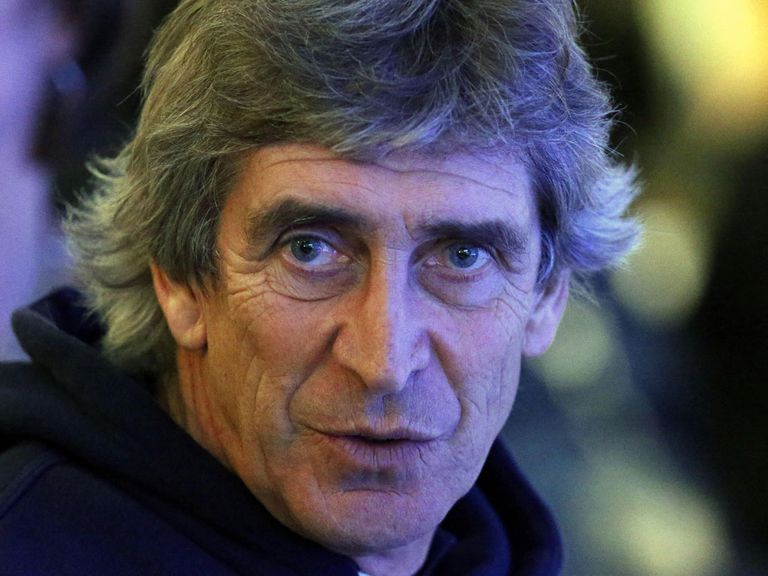 Pellegrini: Insists Man City must be at their best