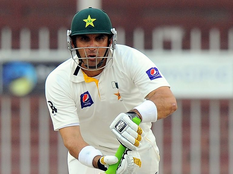 Misbah-ul-Haq: Has risen up the Test rankings
