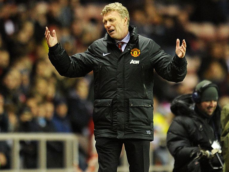 David Moyes: The pressure is mounting