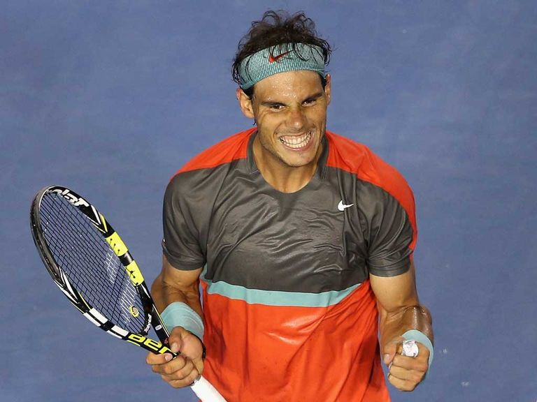 Nadal: Has only lost one set to Nishikori in five matches